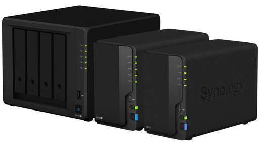 Synology - NAS - DS218_DS220_DS920